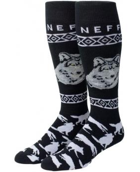 PONOŽKY NEFF WOLF SNOW