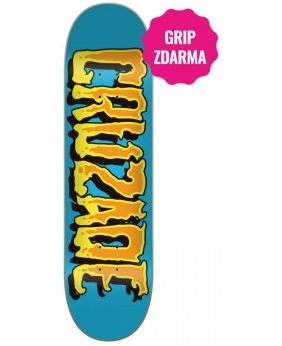 SK8 DESKA CRUZADE Army Label