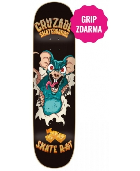 SK8 DESKA CRUZADE Skate Rat