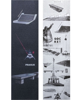 SK8 GRIP SOCKET PRAGUE