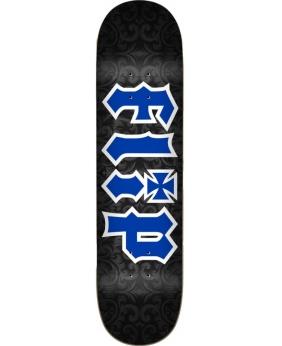 SK8 DESKA FLIP HKD Gothic Blue