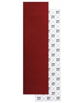 SK8 GRIP SOCKET RED
