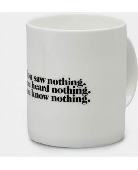 HRNEK CARHARTT Nothing Mug