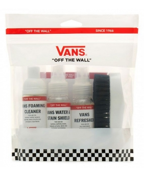 VANS SHOE CARE TRAVEL KIT -...