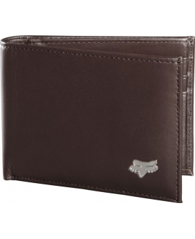 PENĚŽENKA FOX Bifold Leather